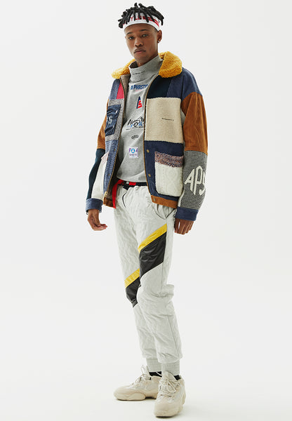 Heron Patchwork Field Jacket