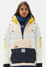 Trogon Puffer Down Pullover Jacket