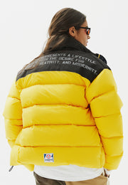 Hoatzin Puffer Down Jacket