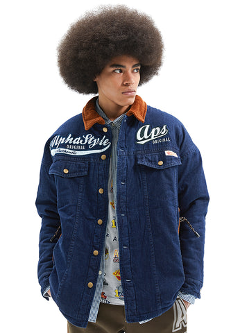Yolanda Long Denim Jacket