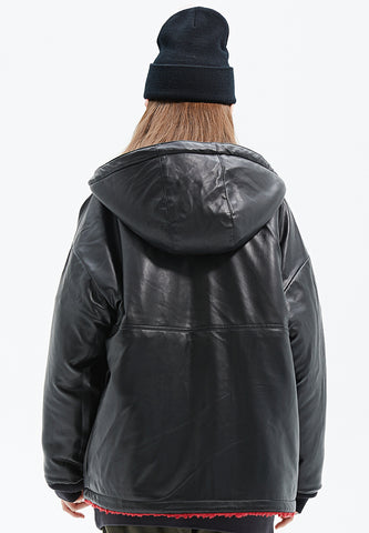 Ruth Reversible Hooded Jacket
