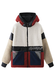 Ruth Hooded Jacket