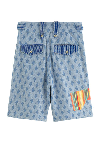 Morganite Walk Shorts