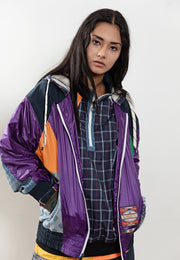 Niter Hooded Windbreaker