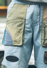 Joe Utility Washed Shorts