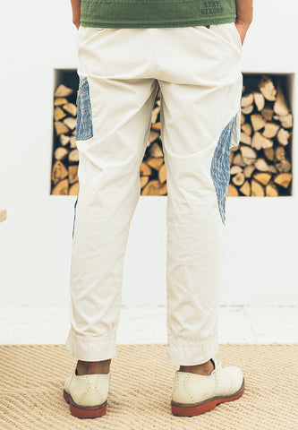 Ted Utility Washed Pants
