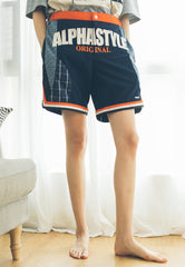 Scottie Striped-Trim Shorts