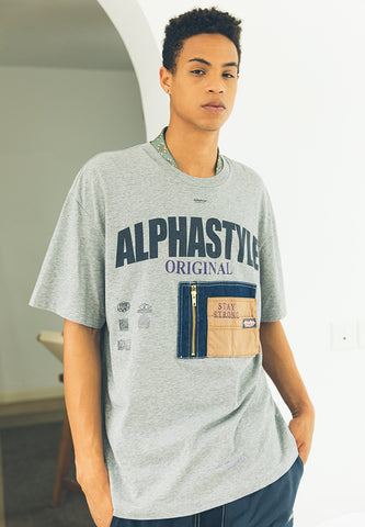 Kai Military Pocket Tee