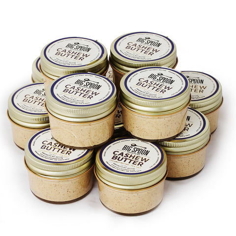 3oz Cashew Butter with Coconut Nectar & Sea Salt - Case of 12