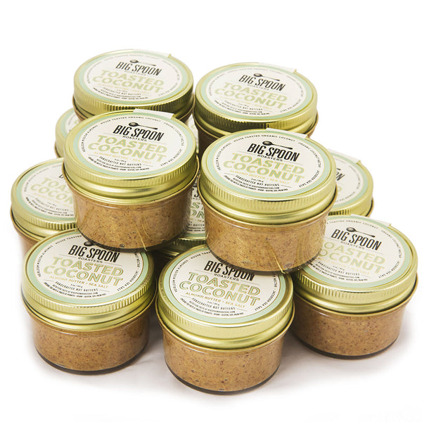 3oz Toasted Coconut Almond Butter - Case of 12