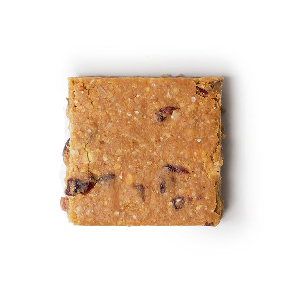 Cranberry Cashew Nut Butter Bars - Case of 12