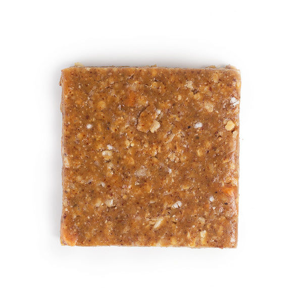 Apple Ginger Almond Butter Bar - no wrapper