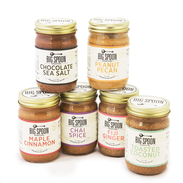 Nut Butter Greatest Hits 6-Pack