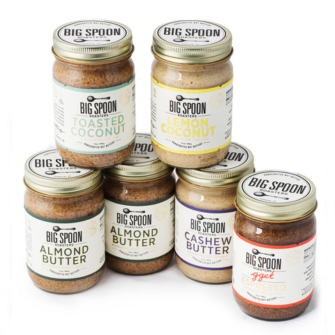 Paleo Friendly Nut Butter 6-Pack