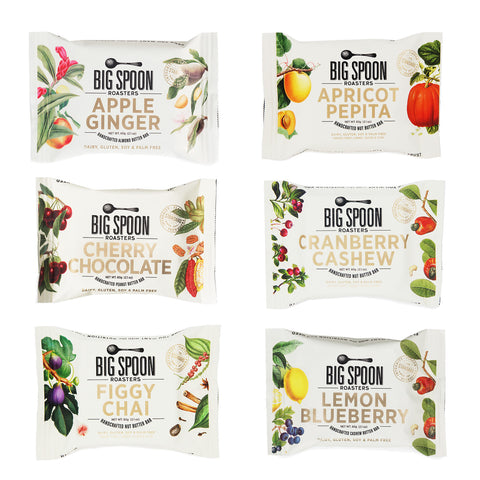 NEW Ultimate Nut Butter Bar Variety Pack (2 each / 12 total)