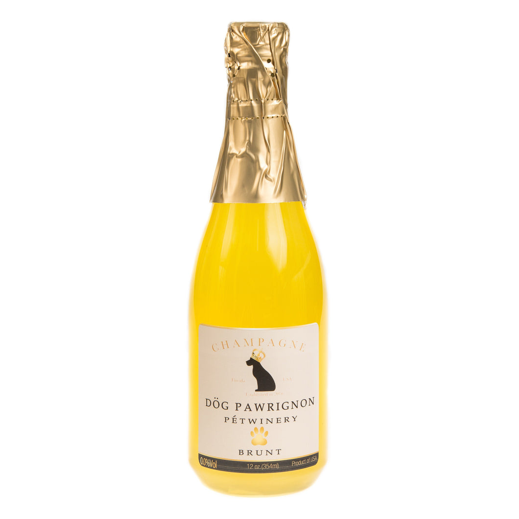 Dög Pawrignon Brunt - Champagne for Dogs 12oz.