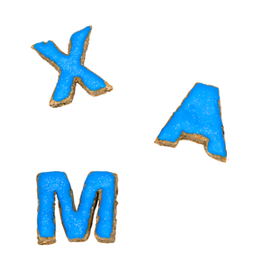 Letters Shaped Dog Treats