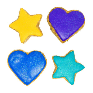 """Love you to the stars"" Dog Treats"
