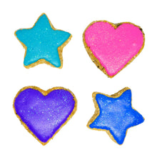 "Load image into Gallery viewer, ""Love you to the stars"" Dog Treats"