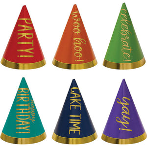 LET´S PAWTY! Doggie Birthday Hats