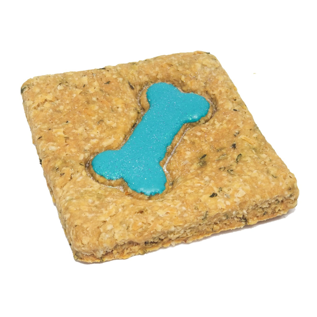 Square Bone Dog Treat