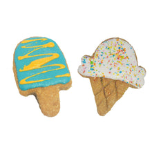 Load image into Gallery viewer, Ice Cream Duo Dog Treats - JUMBO