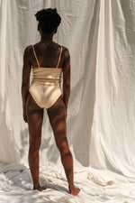 Sena Bodysuit Buttercream - THIS IS A LOVE SONG Indonesia