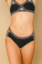 Logo Bikini Classic Black - Bottom - THIS IS A LOVE SONG Indonesia