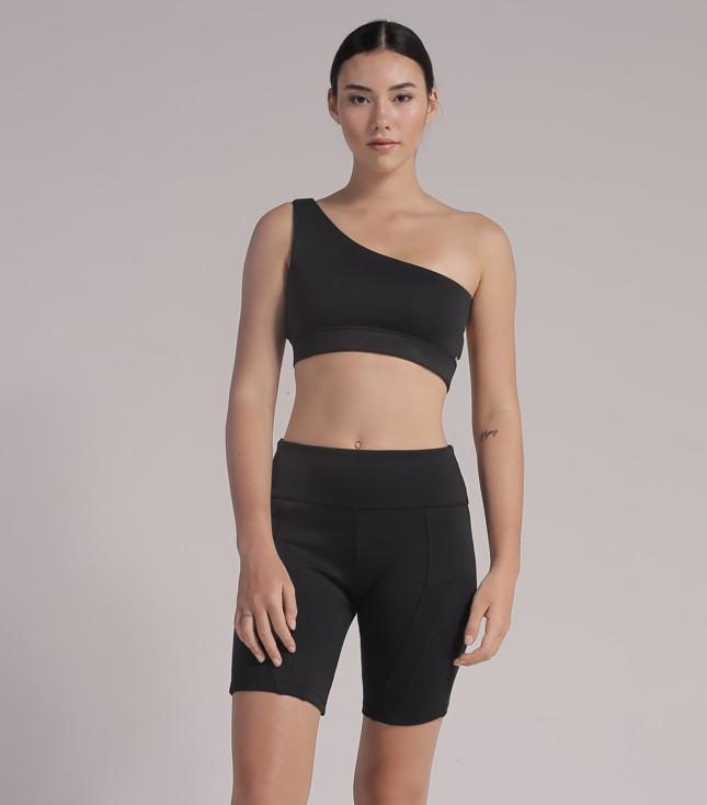 Jada Bike Shorts (Black) - THIS IS A LOVE SONG Indonesia
