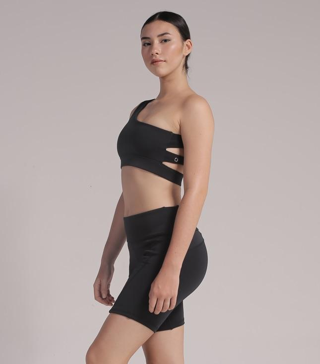 Mia Sports Bra (Black) - thisisalovesong-id