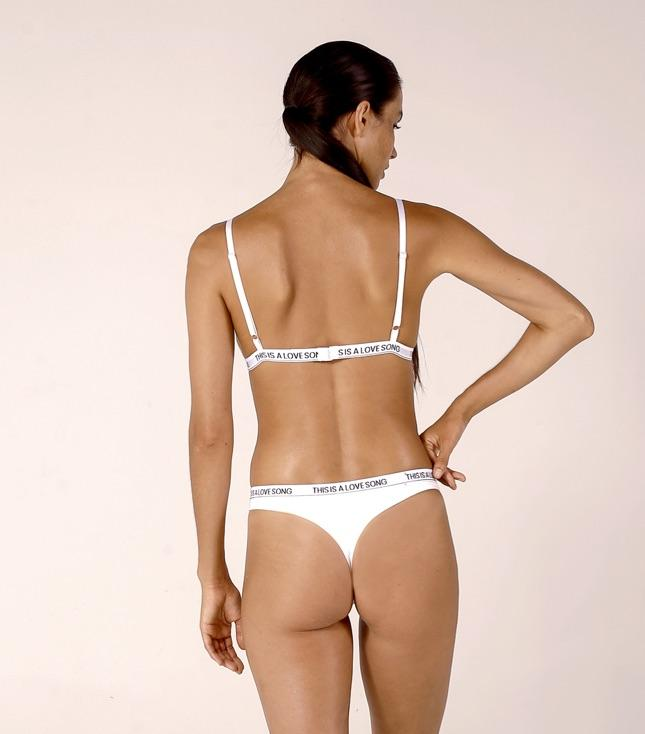 Piper Thong White - thisisalovesong-id