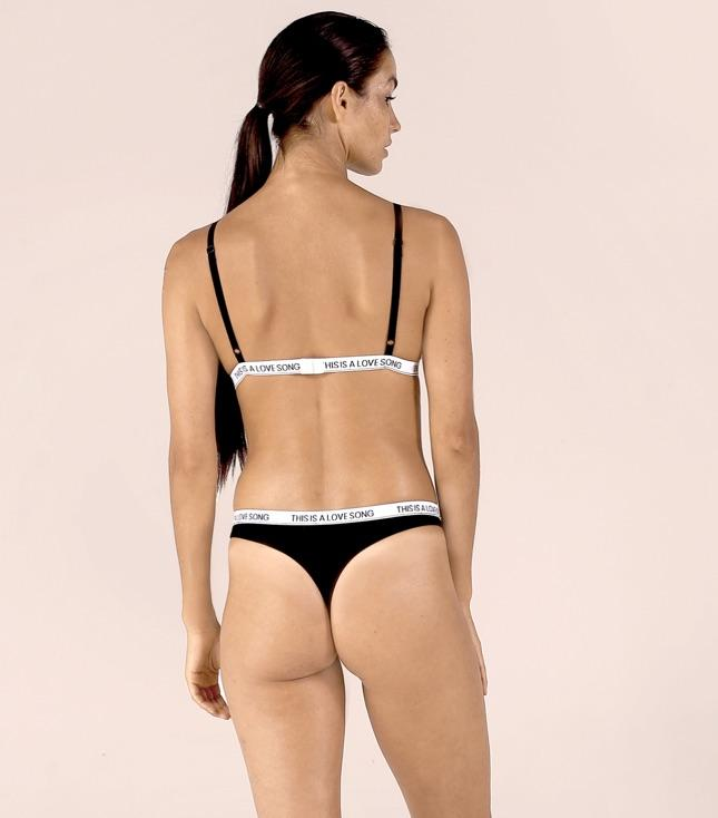 Piper Thong Black - thisisalovesong-id
