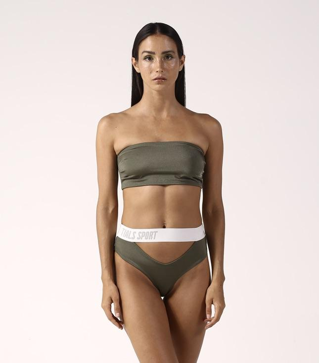 Zion Bikini Khaki - THIS IS A LOVE SONG Indonesia