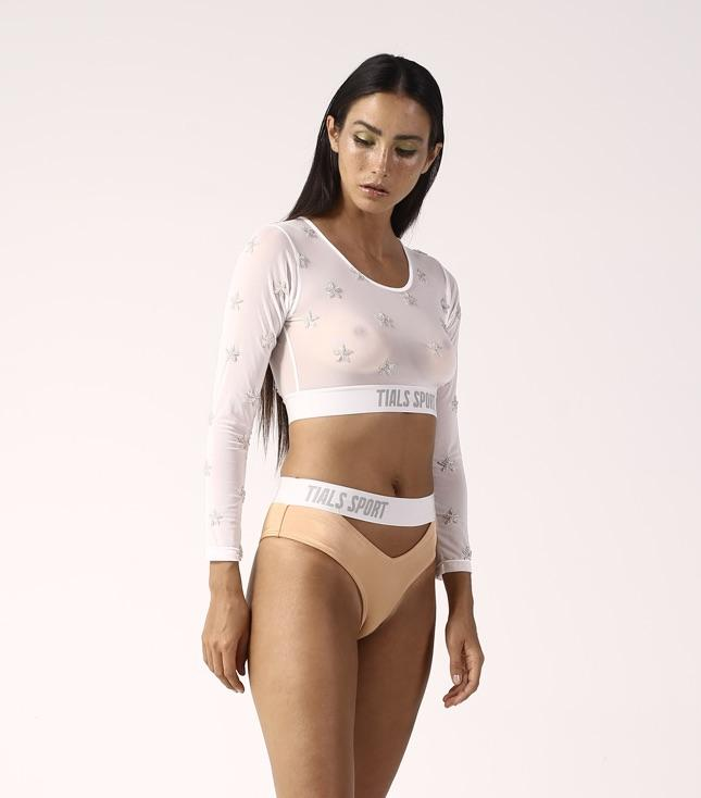 Luna Crop Top - THIS IS A LOVE SONG Indonesia