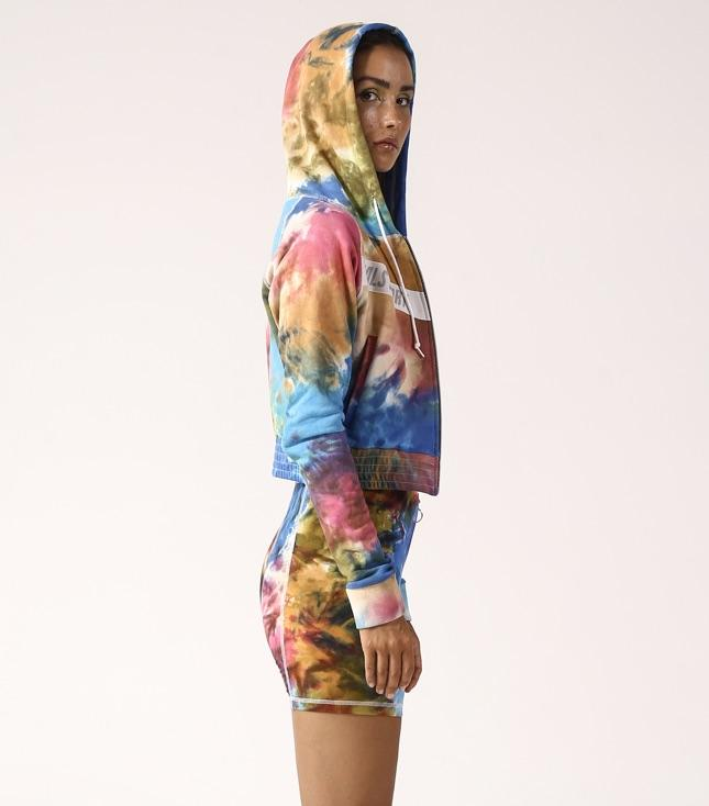 Rio Tracksuit Top Tie Dye - thisisalovesong-id