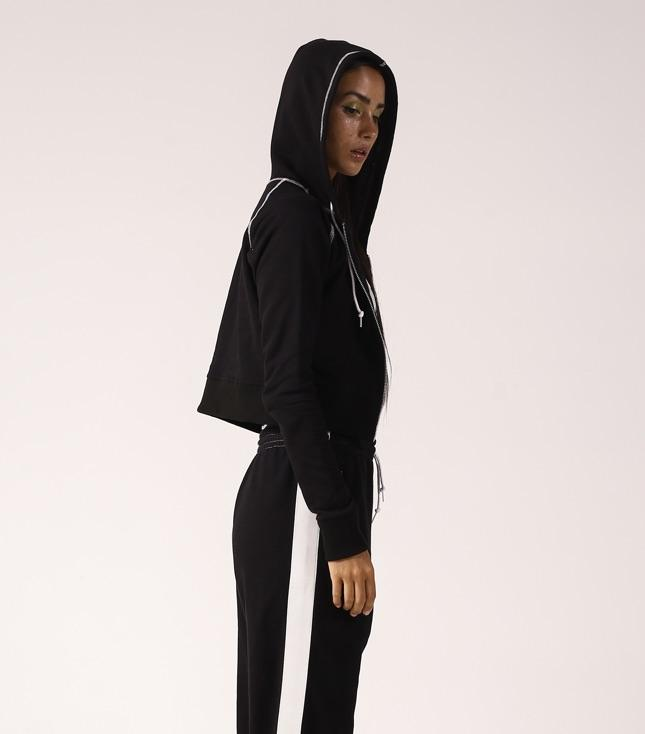 Rio Tracksuit Top Black - THIS IS A LOVE SONG Indonesia