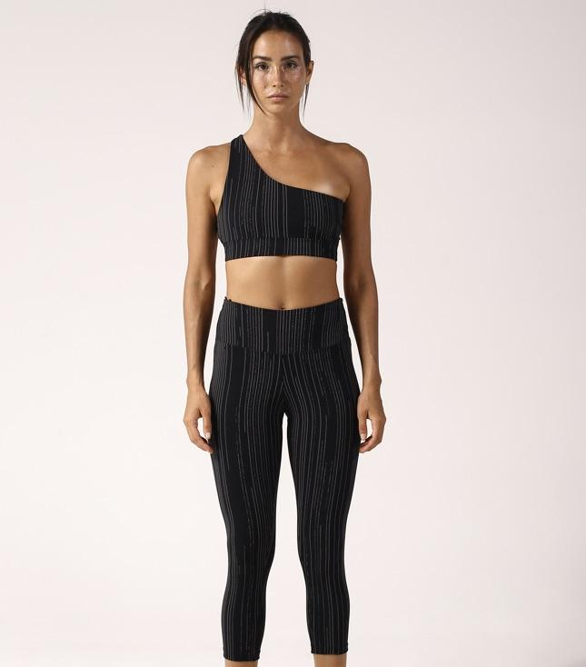 Mia Sports Bra (Pinstripe) - THIS IS A LOVE SONG Indonesia