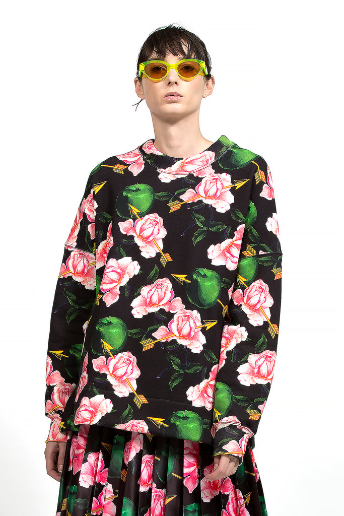 Over Sweatshirt - Rose Peech
