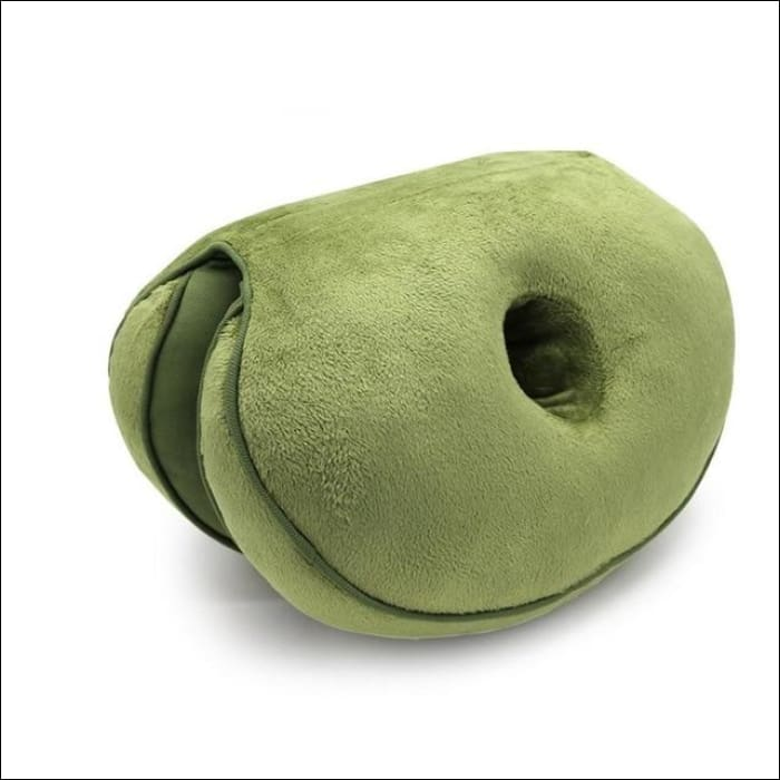 Dual Orthopedic Cushion - Green
