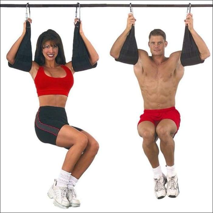 Muscle Cantilever With Horizontal Bar Pull-Ups - Gym Equipment
