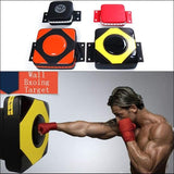 Faux Leather Wall Punching Pad Boxing Punch - Gym Equipment