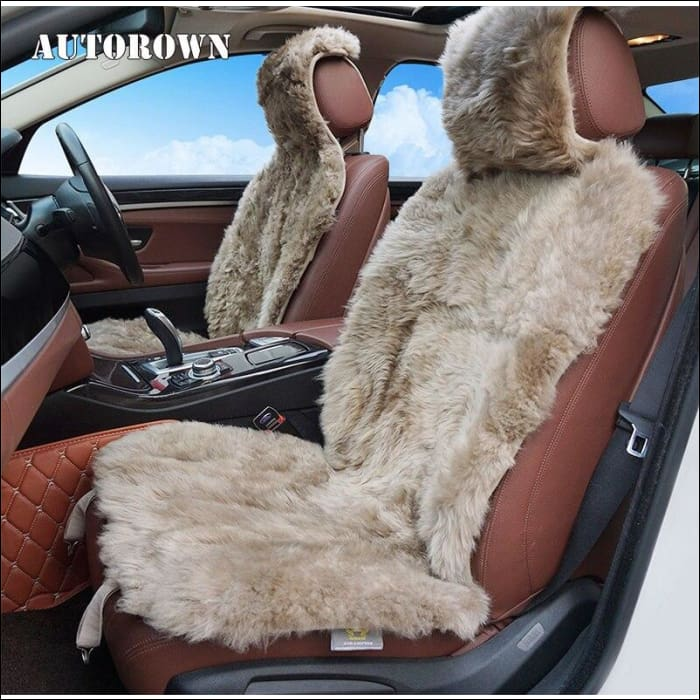 Luxury Embroidery Car Seat Cover Protector Set - 200000206