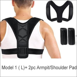 New Posture Corrector Spine Back - Model 3 free size - Gym Equipment