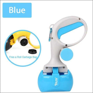 Pet Poop Scooper - Blue