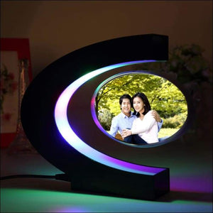 Photo Frame C Shape Suspending Globe - Ultra Value Store