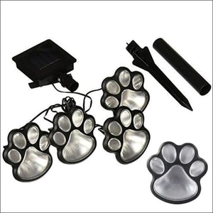 Solar Paw Lights