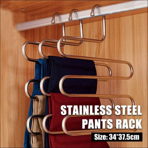 Stainless Steel Multi-functional Clothes Hangers