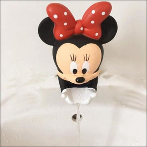 Water Saving Faucet - Minnie Red
