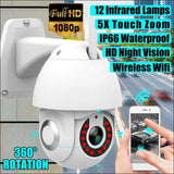 Waterproof CCTV Security Surveillance Camera With Night Vision Motion