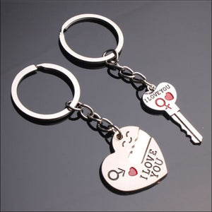 Zinc Alloy Keychain Gift For Wife Or Girl Friend